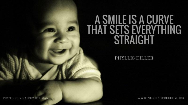 6 Weeks Old - Baby's Smile