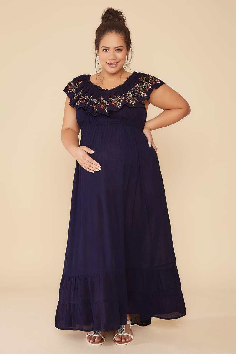 c9bde4c1f6b Elegant Maternity Dresses For Baby Shower - Data Dynamic AG