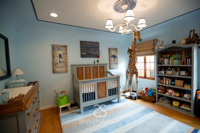 Baby Boy Nursery Ideas - Circus Theme Nursery