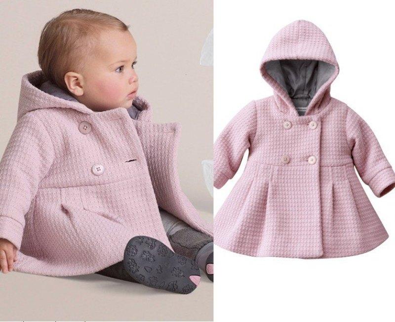 Newborn Baby Girl Dresses - Winter StyleBaby Girl Dresses