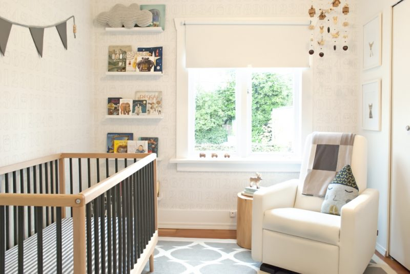 Baby Boy Nursery Ideas - Neutral Nursery