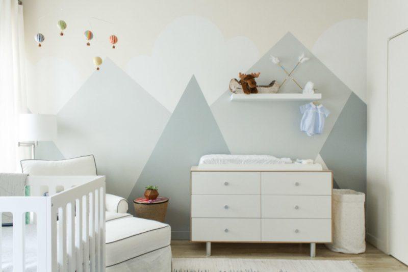 Baby Boy Nursery Ideas - Outdoor Inspired Nursery