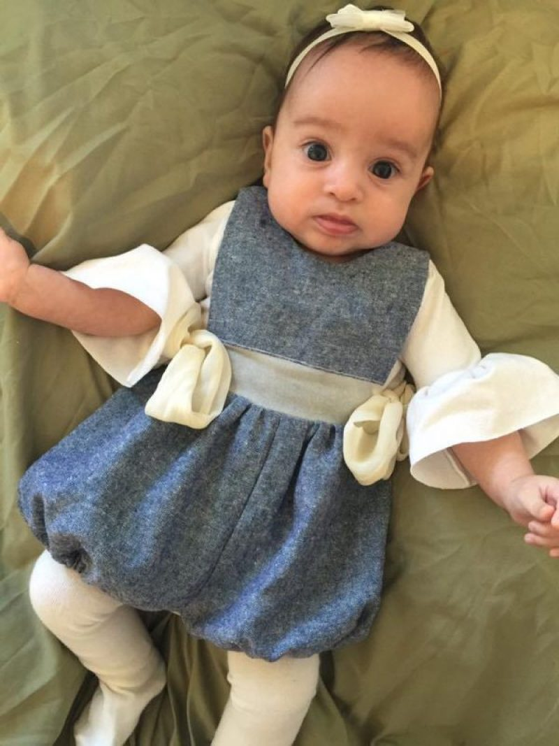 Newborn Baby Girl Dresses - Cute Romper Baby Girl Dresses