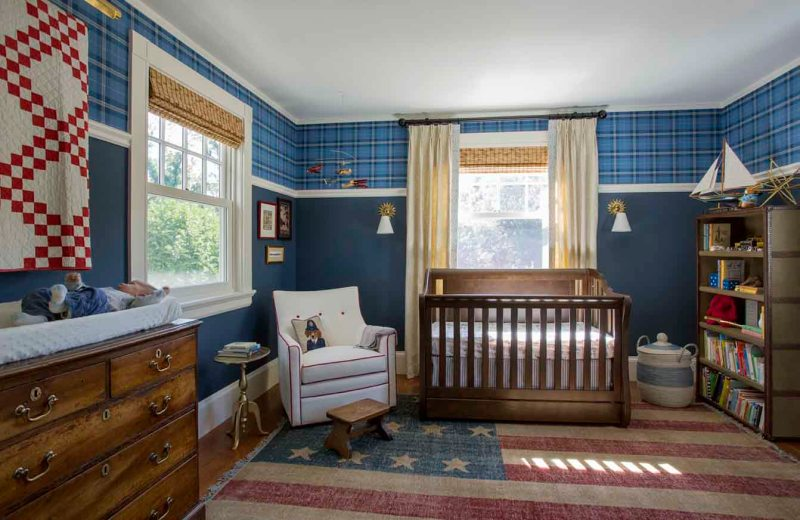 Baby Boy Nursery Ideas - Vintage Americana