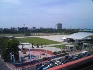 Lapangan Karebosi setelah berdandan (foto : www.kaskus.co.id)