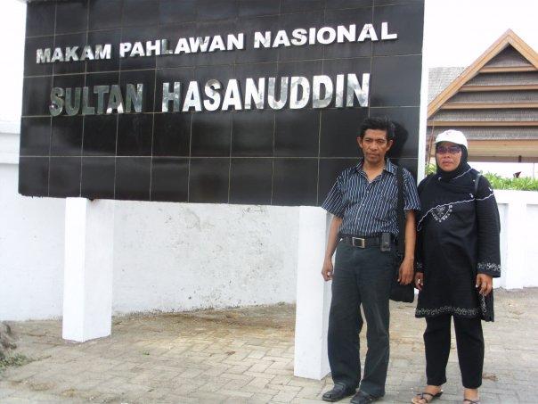 Makam Sultan Hasanuddin (foto2 dok pribadi)