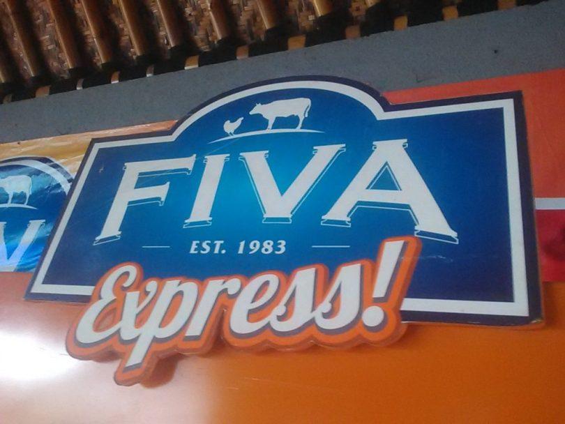 Logo Fiva yang khas