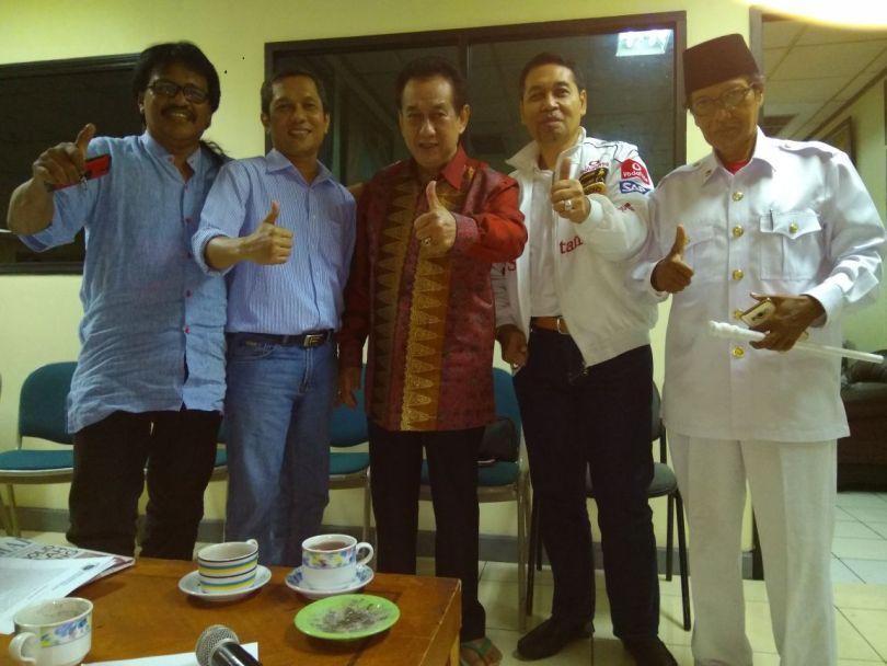 Kusumo, Sony, Anwar Fuadi, Rully Sofian (ist)