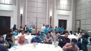 Suasana launching situs baru BeliMobilGue.co.id (foto : Nur Terbit)