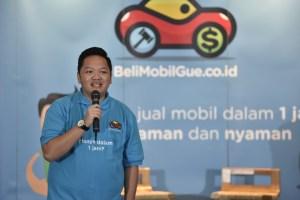 Mr. Alexander Alvin – VP Acquisition BeliMobilGue.co.id