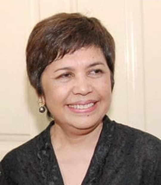 Dr. Nurmala Kartini Pandjaitan, istri almarhum Doktor Sjahrir (foto dok YDS)