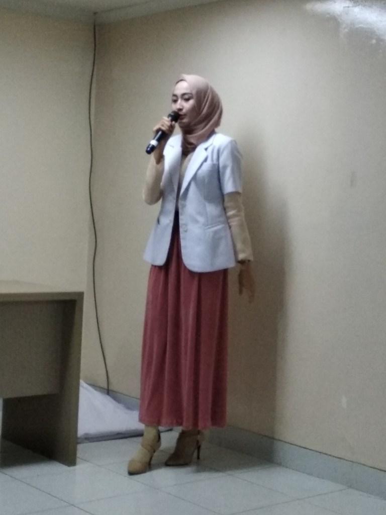 Dokter Gigi Siti Ashari (foto : Nur Terbit)