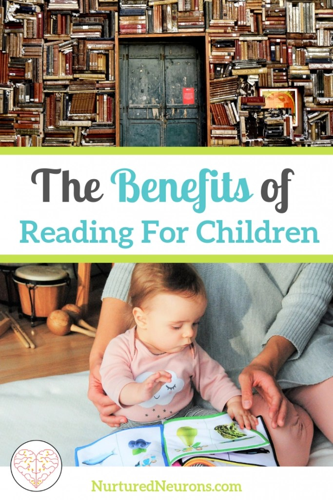 The Benefits of Reading For Children