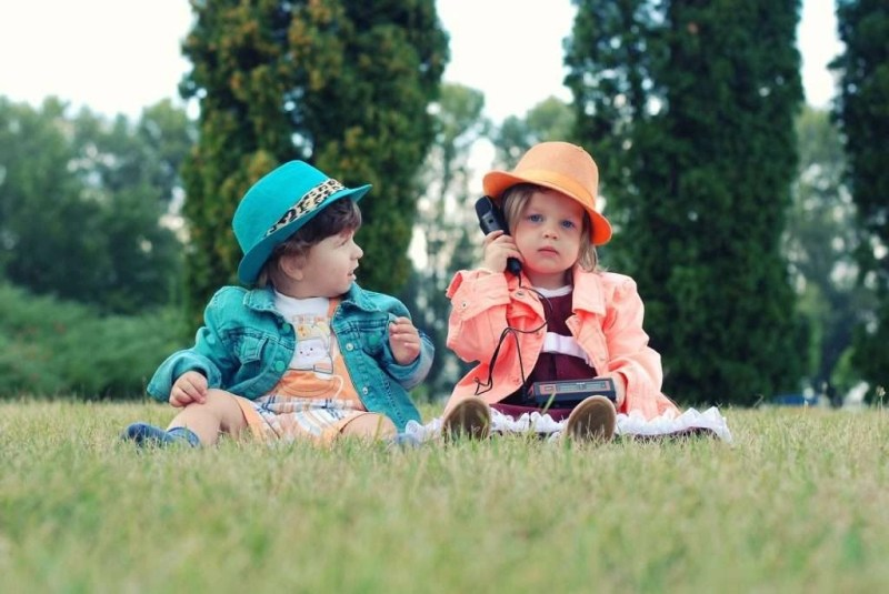 Play is Important for Language Development