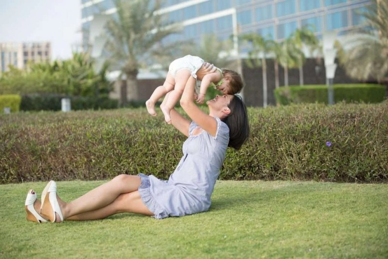 Playing is a great way to bond with your child