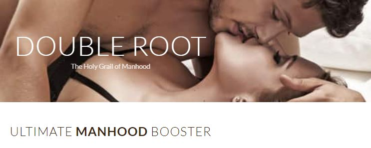 Double Root Coffee Holy Grail of Manhood