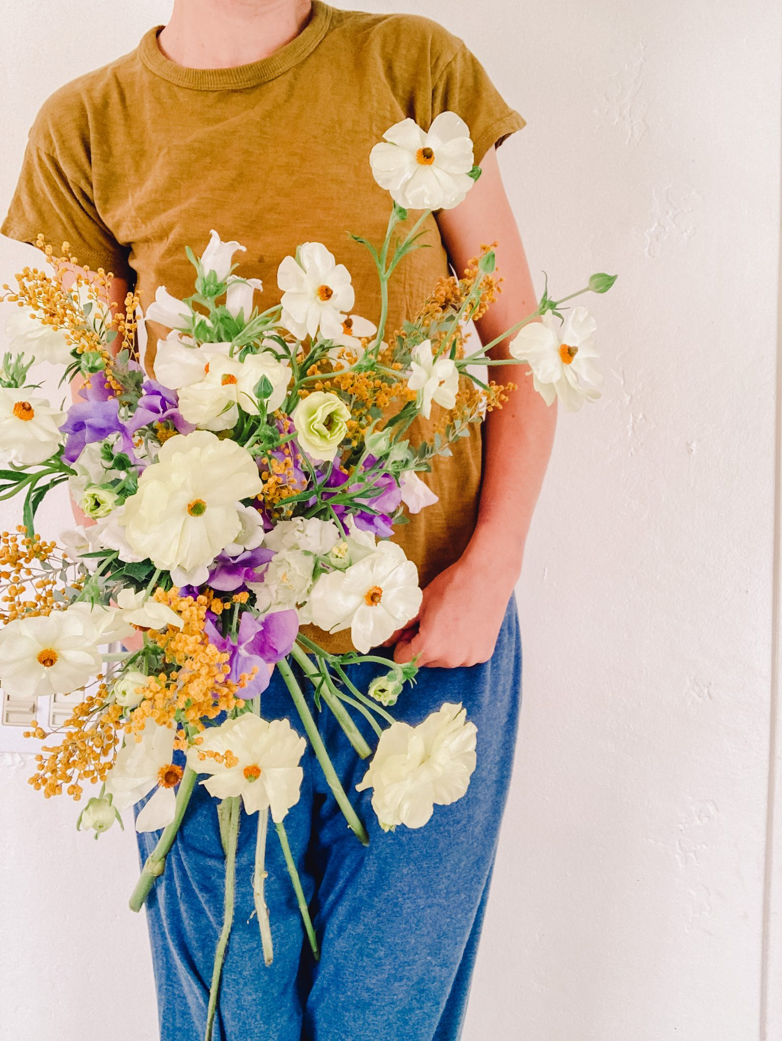 Nurture Floral Co.'s sustainable wedding flowers are designed by nature and arranged with intention. Gorgeous, nuanced color, full of soul.