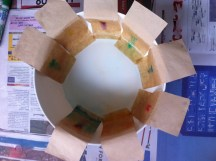 Chromatography after
