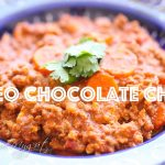 Paleo Friendly Chocolate Chili (Whole30)