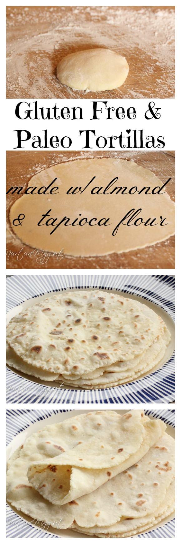 best paleo tortilla recipe