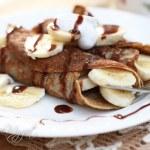 Easy Paleo Banana Pancakes
