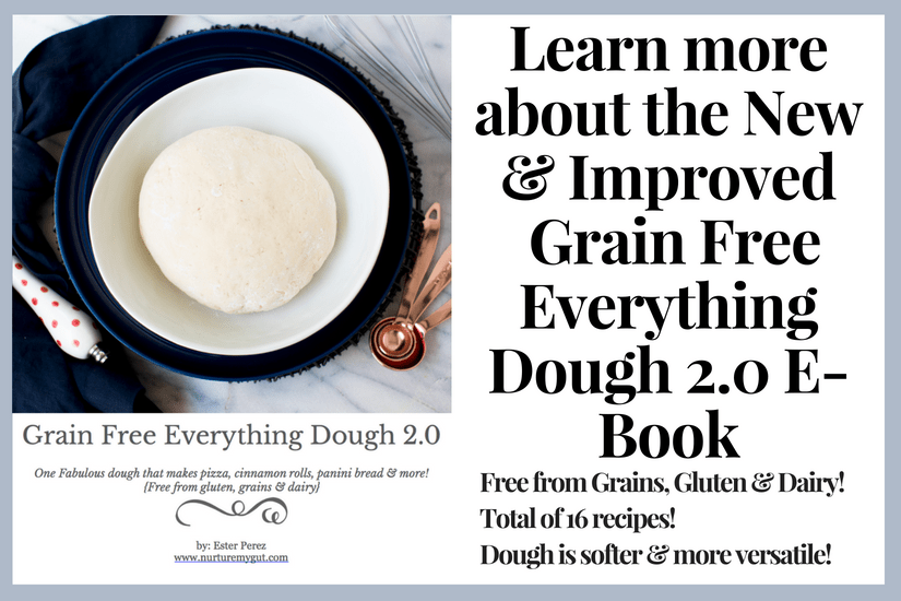 Grain Free Everything Dough 2.0 Ebook