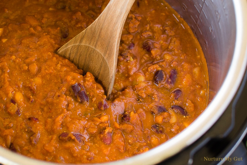 How to Make Instant Pot Chili Beans