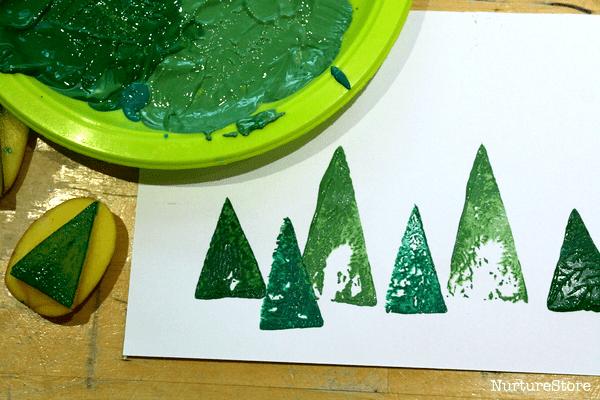 Christmas Tree Math Games For Preschool NurtureStore