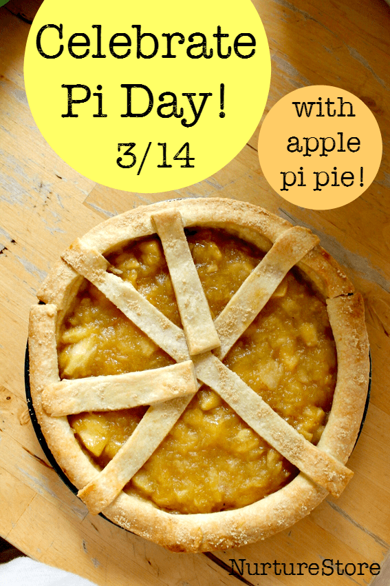 Celebrate Pi Day With Kids With Apple Pi Pie NurtureStore