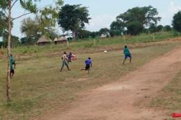 Fußballmatch