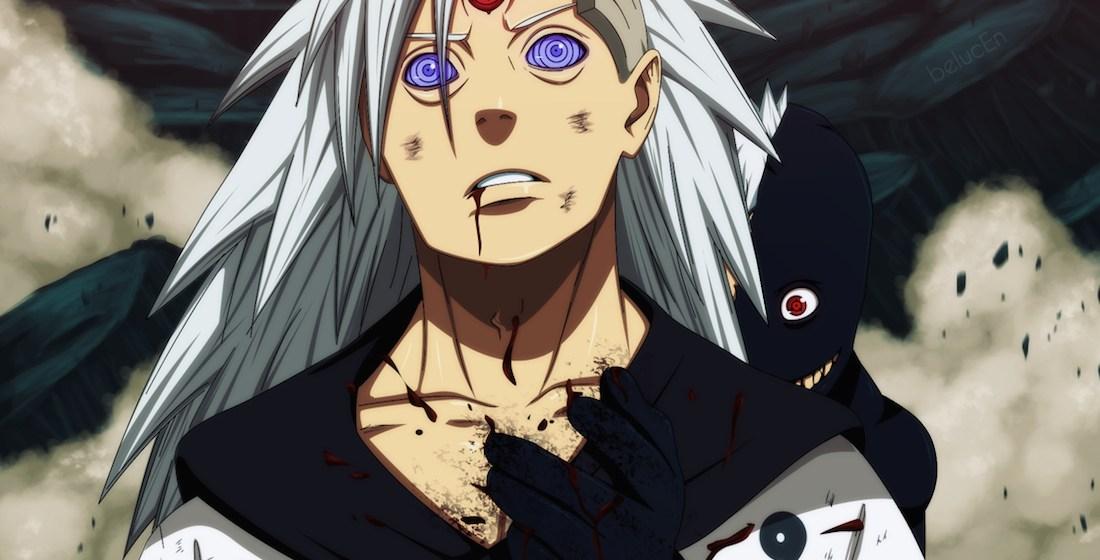 Rikudō Madara dikhianati Zetsu Hitam ciptaannya sendiri
