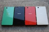 Warna Cerah Sony Xperia Z3