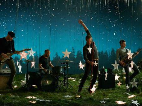 Rekaman A Sky Full of Stars Coldplay