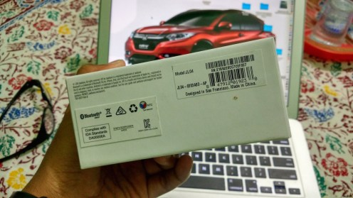 Details Jawbone UP3 Unboxing Indonesia