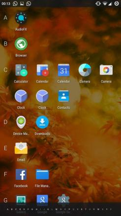 CM 12.1 di Xiaomi Mi 4 Ponjong