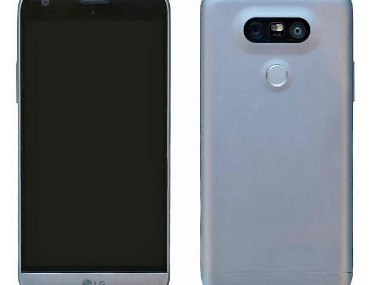 Desain dan Spek LG G5