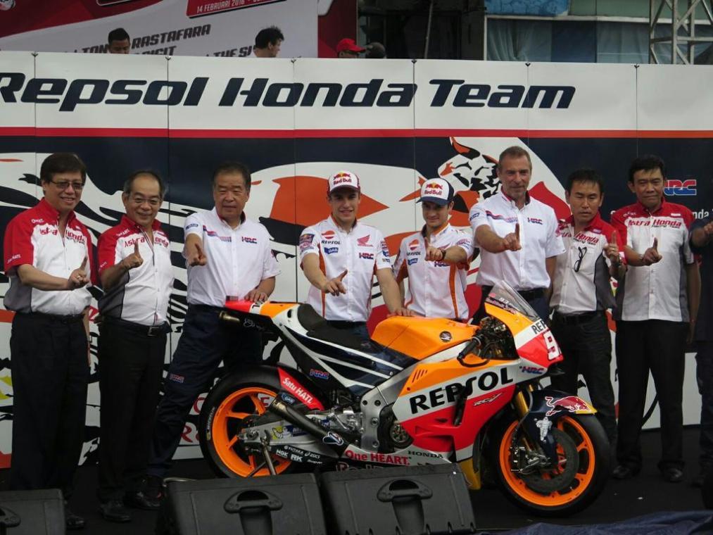 Honda Livery MotoGP 2016