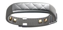 Jawbone UP3 warna abu-abu