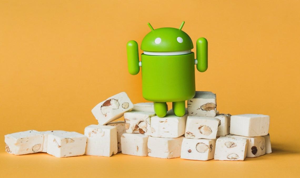 Android Nougat di Google Nexus 5