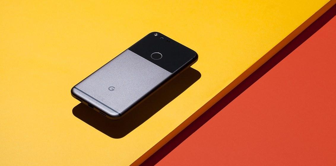 Google Pixel Quite Black WIRED