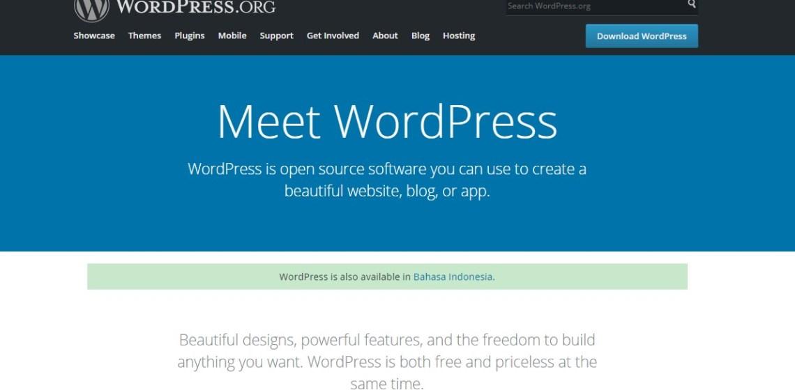 Memperbaiki error database wordpress