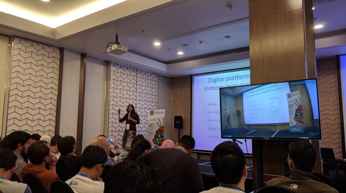 WordCamp Jakarta 2017