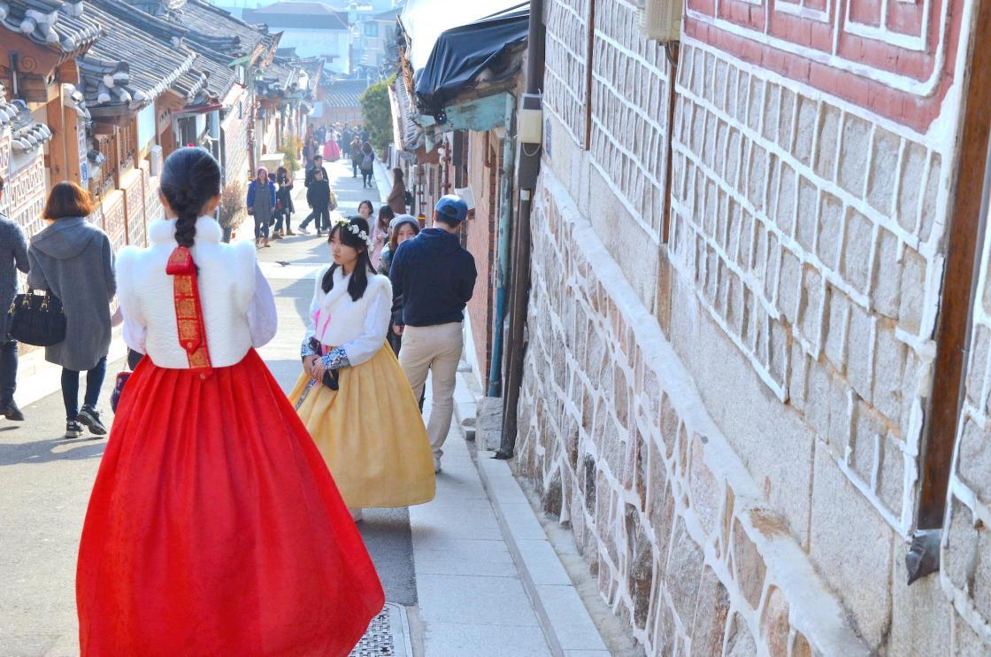 winter break trip seoul south korea
