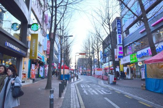 street korea