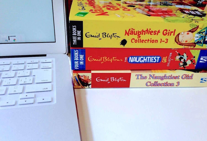 reading reminiscing childhood memories books