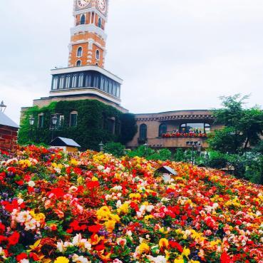 shiroi koibito park tower