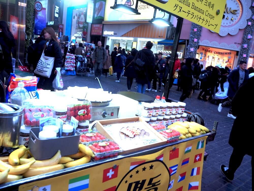 banana-nutella-crepe-korean-street-food