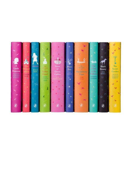 Puffin Set Books Classics