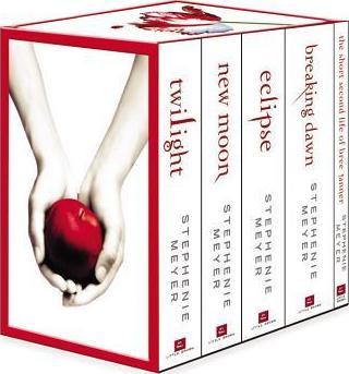 The Twilight Saga White Collection