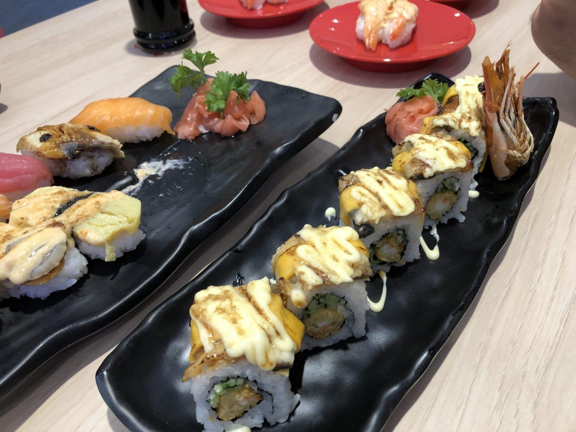 Nippon Sushi, Sushi Set